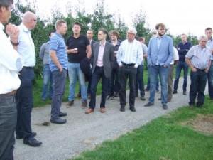 Martijn Slabbekorn- boomgaarddag 19 augustus