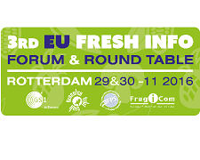 Game changers in AGF op het 3e EU Fresh Info Forum